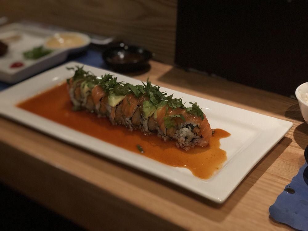 Umi Japanese Cuisine: 1500 Jefferson Davis Hwy, Fredericksburg, VA