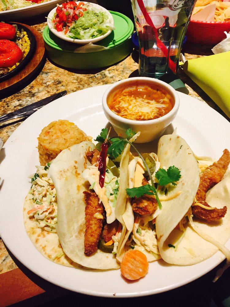 La Parrilla Mexican Restaurant: 1801 Howell Mill Rd, Atlanta, GA