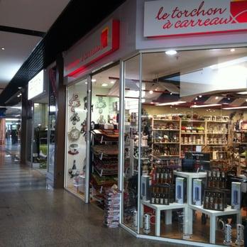 Torchon carreaux d coration d int rieur 104 centre - Merignac soleil magasins ...