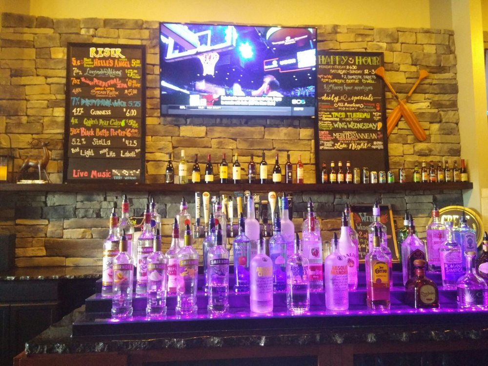 Riser Tavern and Grill: 1135 W Western Reserve Rd, Youngstown, OH