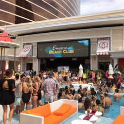 Photo Of Encore Beach Club Las Vegas Nv United States View From
