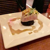 photo of seasons 52 garden city ny united states grilled tuna on - Seasons 52 Garden City