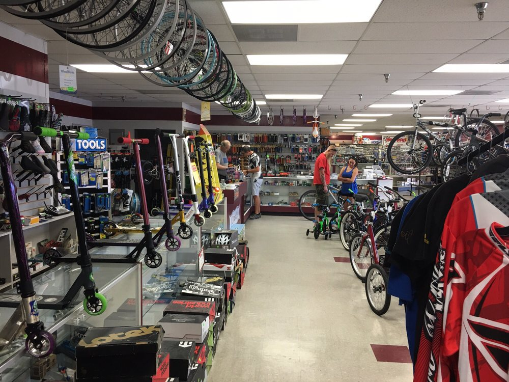 Victorville bicycles write a review