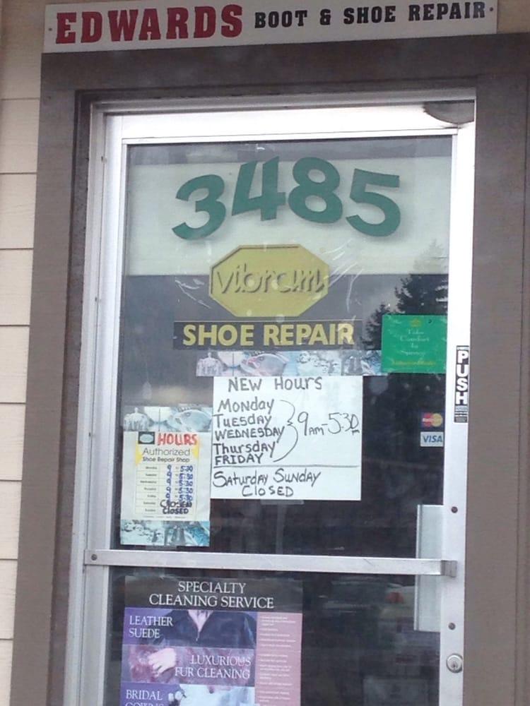 Edwards Boot Shoe Repair
