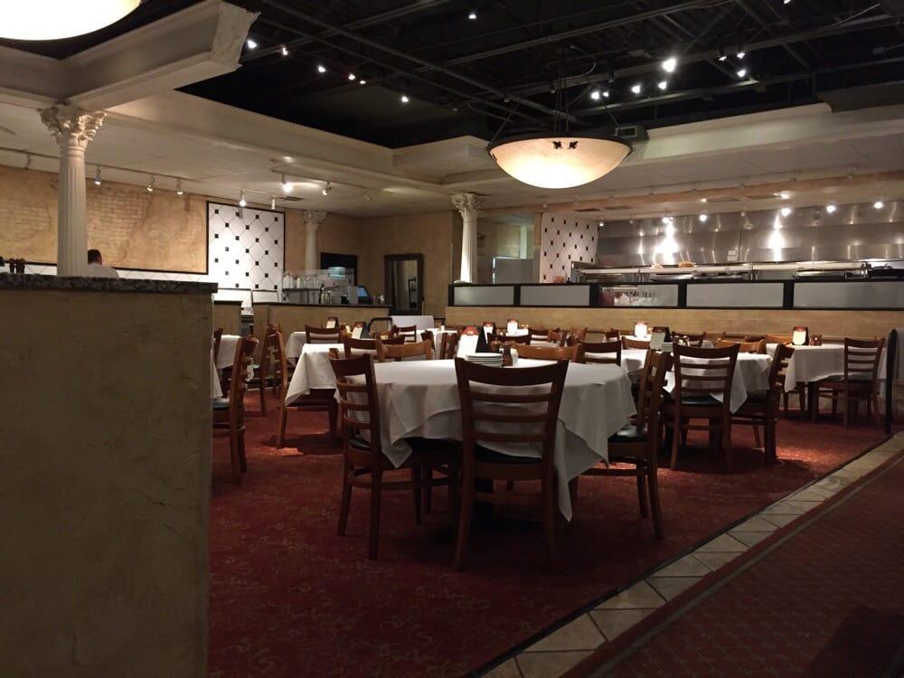 The main dining room yelp for Cucina italiana
