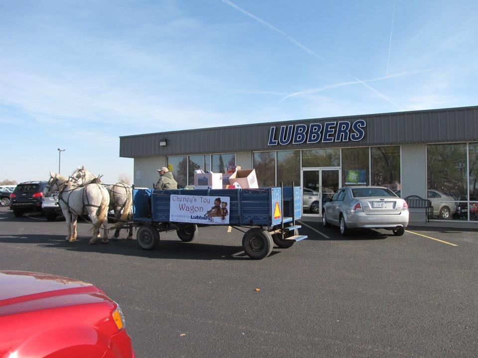 Lubbers Chevrolet: 914 N Main St, Cheney, KS