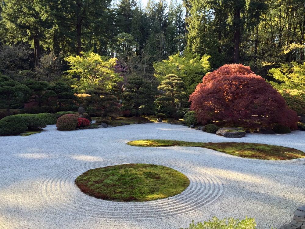 Landscaping Rock Portland : Of portland japanese garden or united states rock