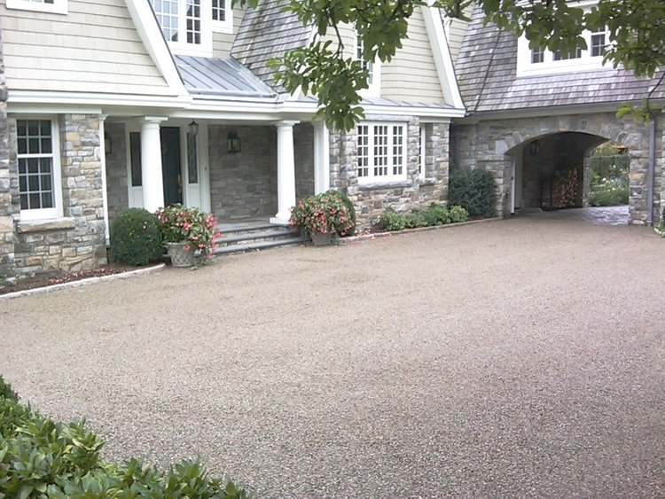 An Oil Stone Driveway In Greenwich Ct Yelp