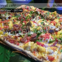 Rainforest Cafe Anaheim Ca Breakfast Menu