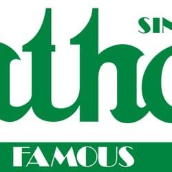 Nathan S Hot Dog Logo