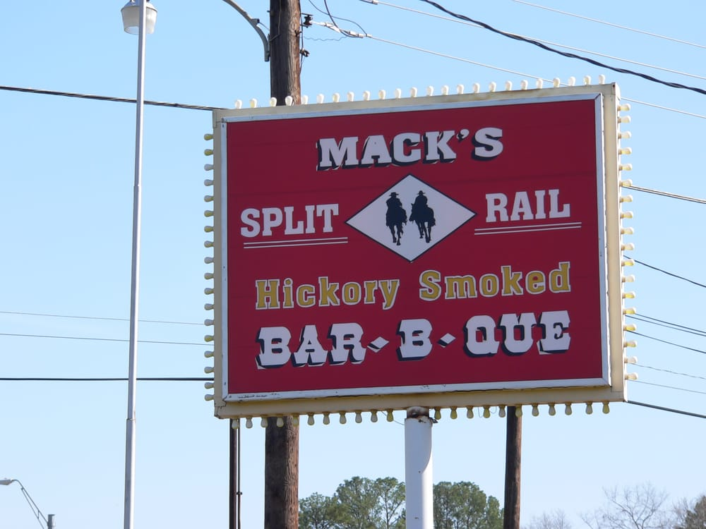 Split Rail Pit Bar-B-Q: 201 Greenville Ave, Mineola, TX