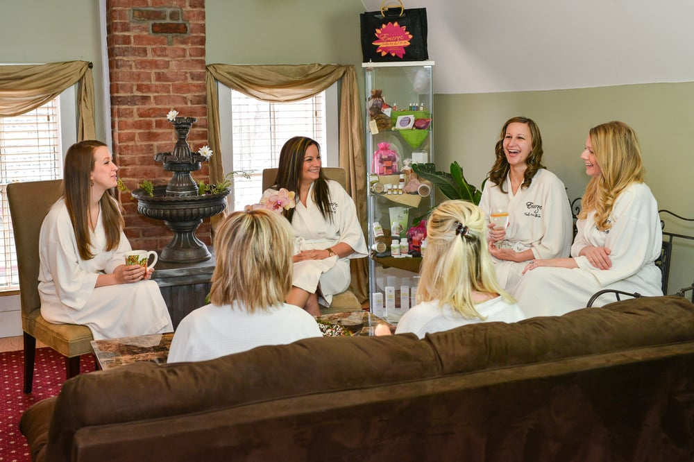 Emerge Healing Arts And Spa: 28 Central Ave, Wellsboro, PA