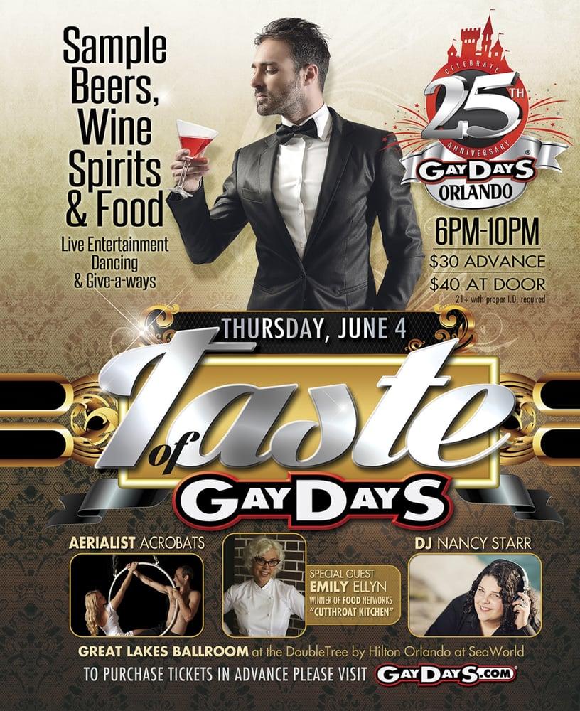 Gay Days: Orlando, FL