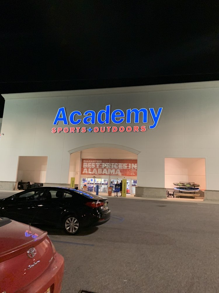 Academy Sports + Outdoors: 7460 Airport Blvd, Mobile, AL