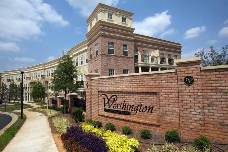 Worthington Luxury Apartments Charlotte