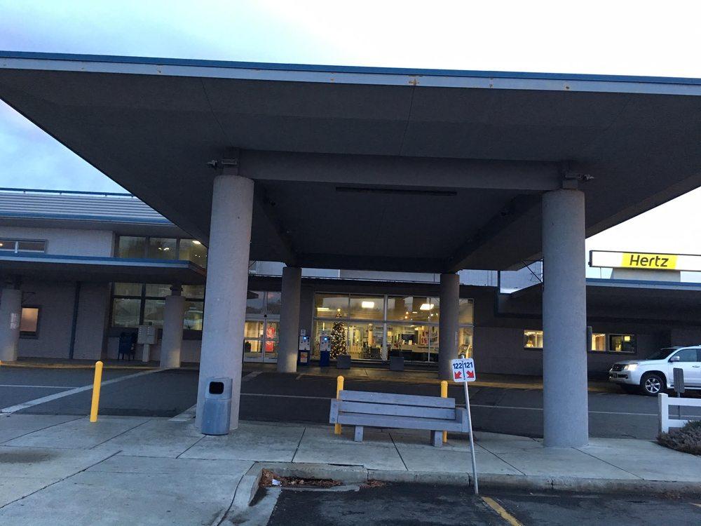 Yakima Air Terminal - McAllister Field - YKM: 2400 W Washington Ave, Yakima, WA