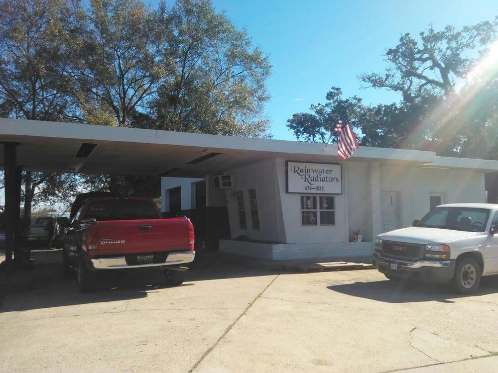 Garage Mobile Al : Rainwater radiator repairs garages old shell rd