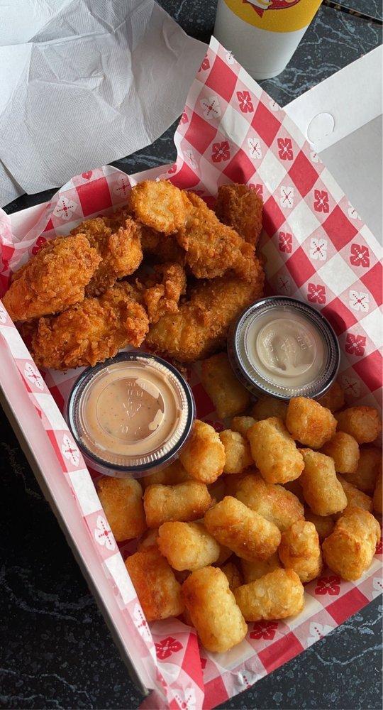 Food from F&NGoode Chick'n Tenders