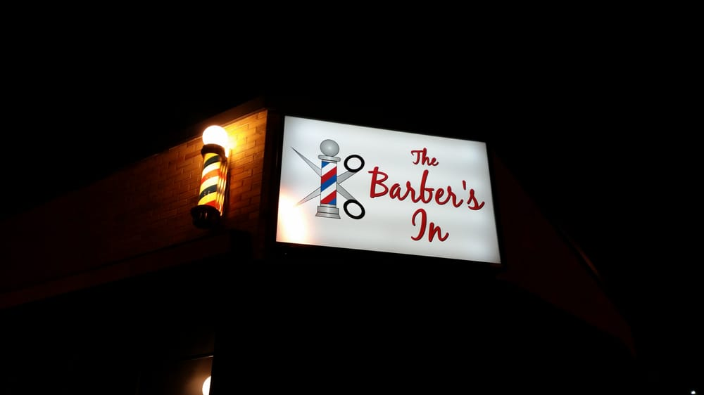 The Barber's In: 401 S Minnesota Ave, Sioux Falls, SD