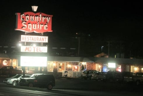 Country Squire Motel Restaurant Schuylkill Haven Pa