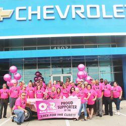 Car Dealerships In Texarkana >> Orr Chevrolet - Auto Repair - 4502 St. Michael Dr ...