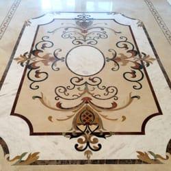 Photo Of Czar Floors   Huntingdon Valley, PA, United States. Custom Marble  Medallion