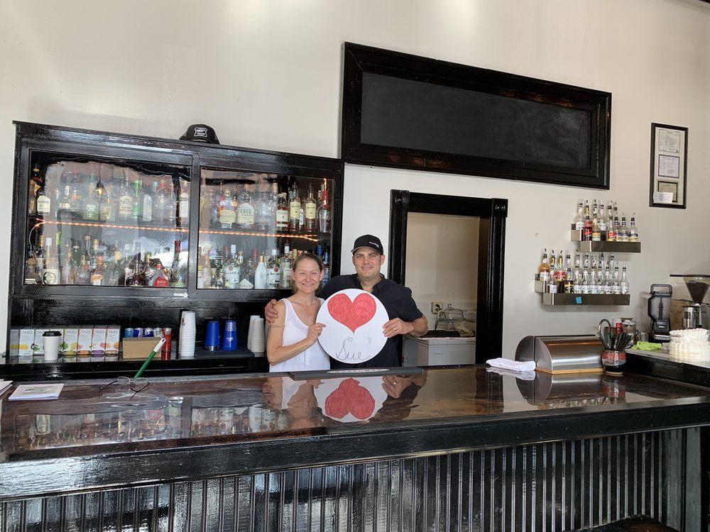 6th & Cedar Espresso Bar: 312 6th St, Wallace, ID