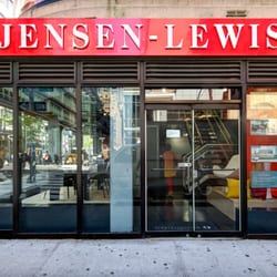 Photo Of Jensen Lewis   Manhattan, NY, United States. Main Showroom Along