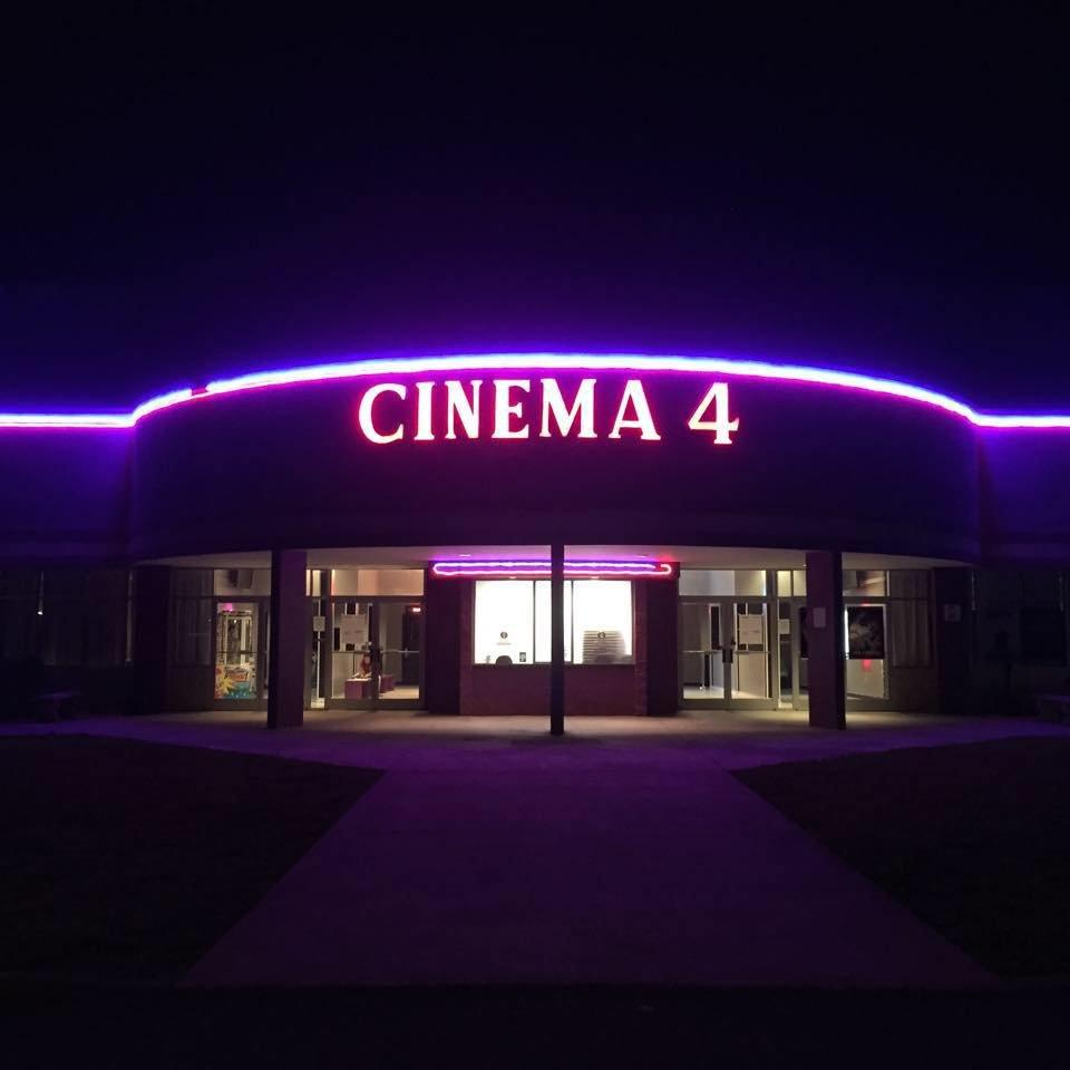 Newport Cinema 4: 424 Heritage Blvd, Newport, TN