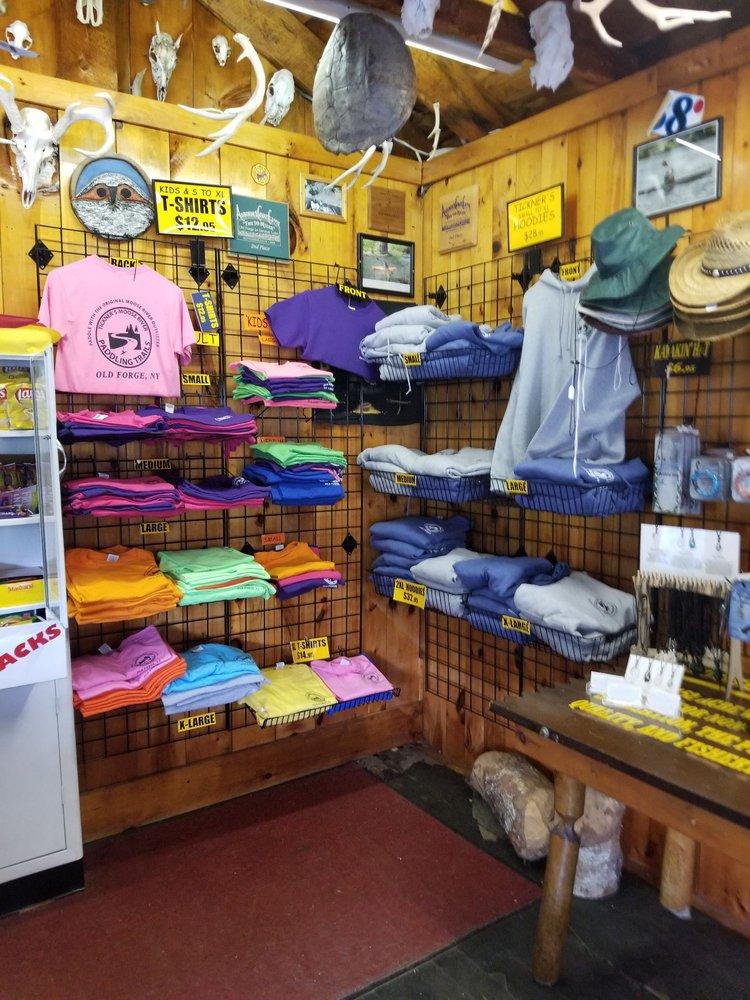 Tickner's Moose River Canoe Trips: 113 Riverside Dr, Old Forge, NY