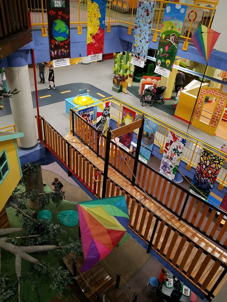 Lincoln Children's Museum: 1420 P St, Lincoln, NE