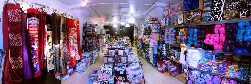Ney's Blankets: 1114 S Los Angeles St, Los Angeles, CA