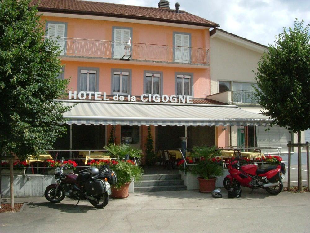 Hotel-Restaurant de la Cigogne - Miécourt