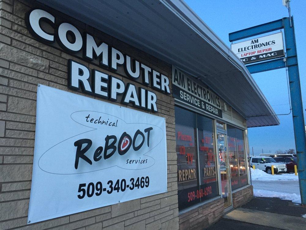 Reboot Technical Services: 3625 E Sprague Ave, Spokane, WA