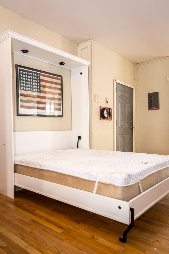 Hide N Go Sleep Murphy Beds: 1317 Willow Ave, Hoboken, NJ
