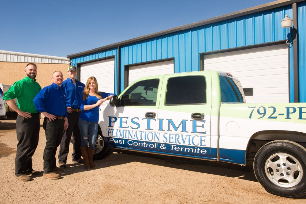 Pestime Elimination Service: 5262 Marsha Sharp Fwy, Lubbock, TX