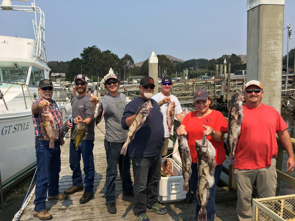Miss Vic Sportfishing: 1500 Bay Flat Rd, Bodega Bay, CA