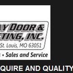Gateway Door & Contracting - Garage Door Services - 4135 Cedar ... on st louis personal ads, st louis flea market, north jersey garage sales,