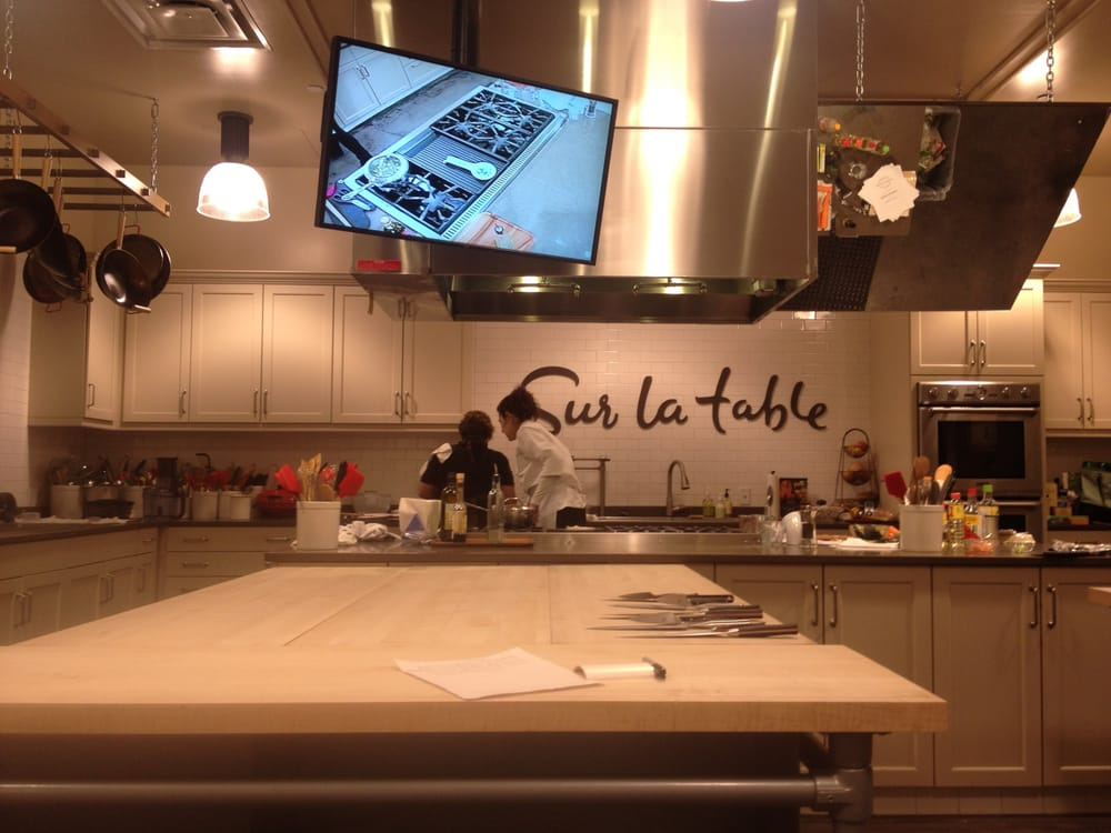 Sur La Table Cooking Class in Canton | Sur La Table ...