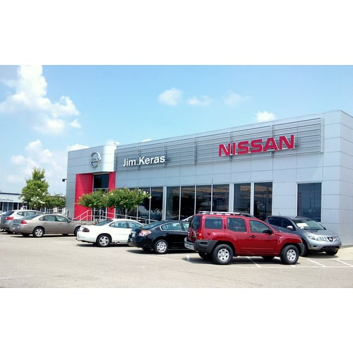 Nissan Car Dealerships Near Me: Jim Keras Nissan