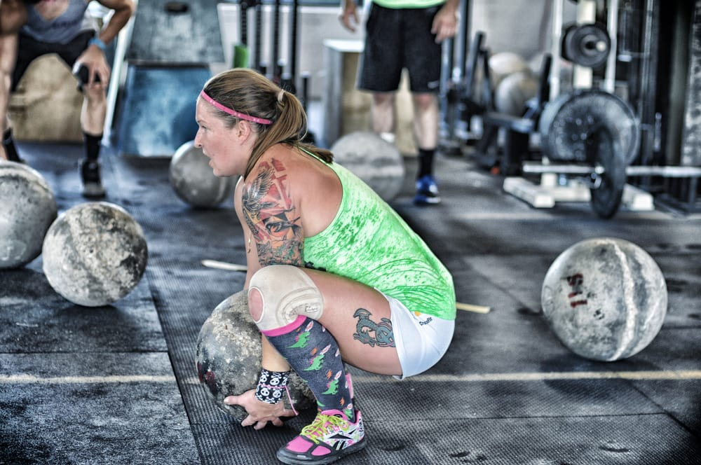 12 Labours CrossFit - Columbia