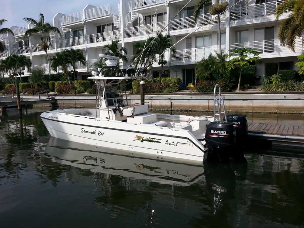 Savannah cat charters fishing 6950 placida rd for Fishing charters englewood fl