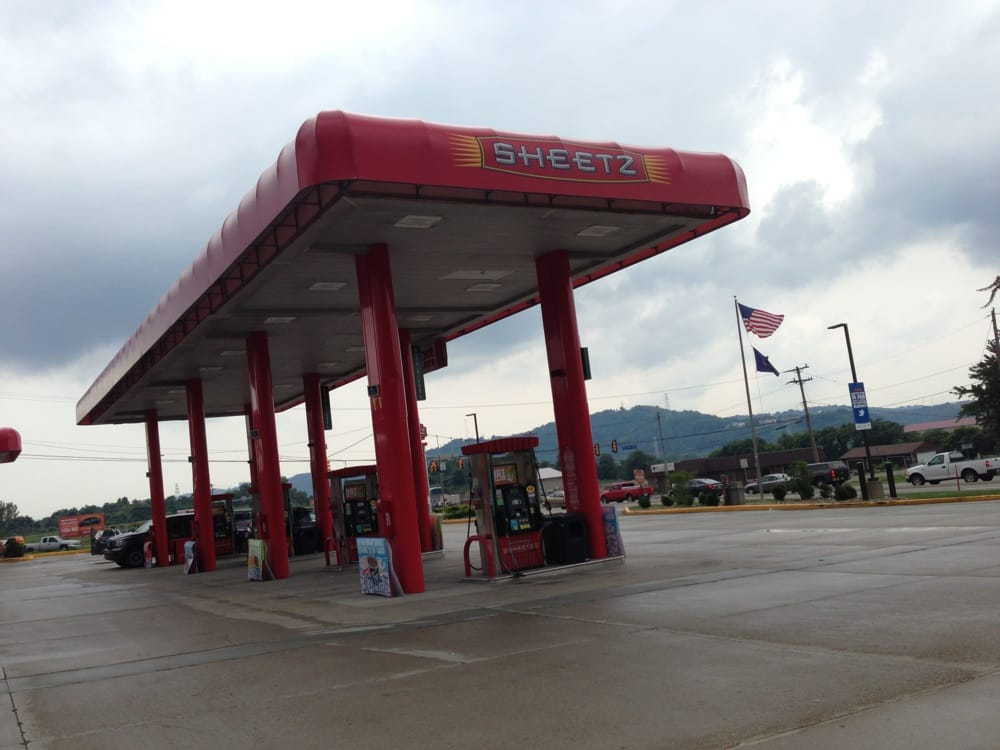 Sheetz: 100 Ohio River Blvd, Baden, PA