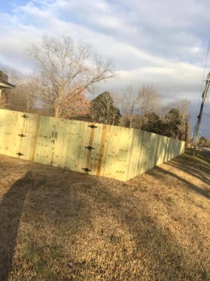 Build Gates and Fences