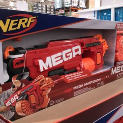 NERF Elite 2 1 gun child fire remote launcher Costco Direct.