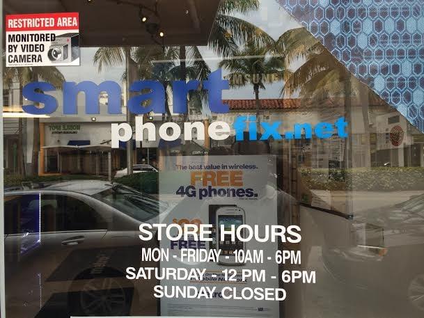 Smartphonefix: 1070 Stillwater Dr, Miami Beach, FL