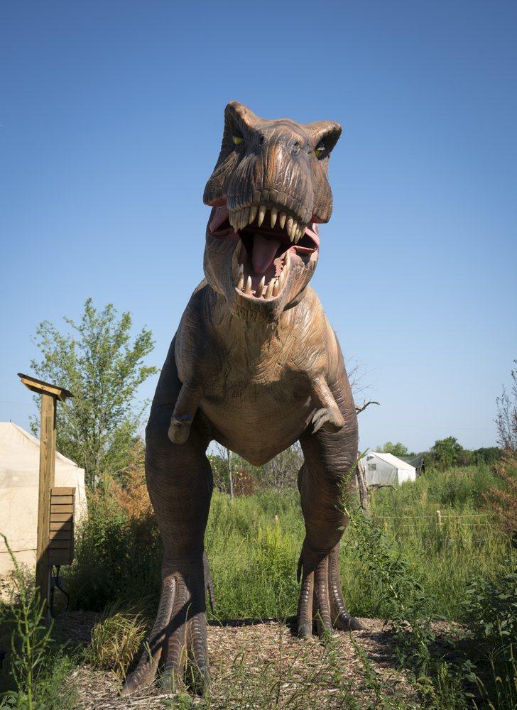 Field Station Dinosaurs: 2999 N Rock Rd, Derby, KS