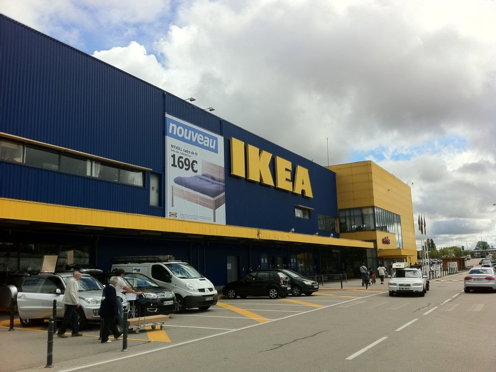 ikea furniture shops 1 rue cracovie dijon c te d 39 or france phone number yelp. Black Bedroom Furniture Sets. Home Design Ideas