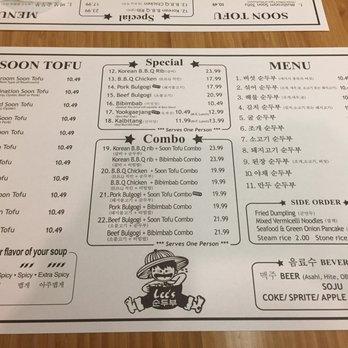 lee's tofu - 128 photos & 239 reviews - korean - 1743 w redondo