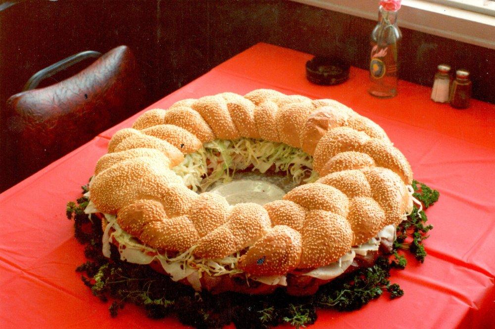 Maisano's Italian Bakery: 1110 E Kimberly Ave, Anaheim, CA